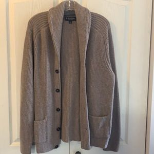 Brooks Brothers Italian yarn cardigan